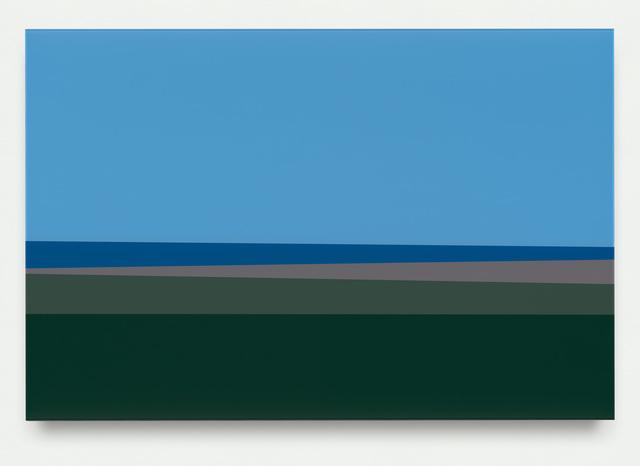 , 'Plain 3,' 2017, Krobath