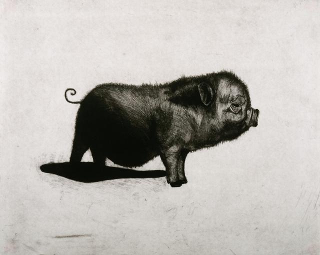 , 'Porcus Dei,' 2011, PRATT CONTEMPORARY / PRATT EDITIONS