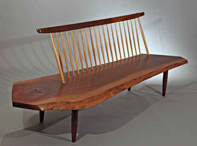 , 'Conoid Bench,' 1987, Moderne Gallery