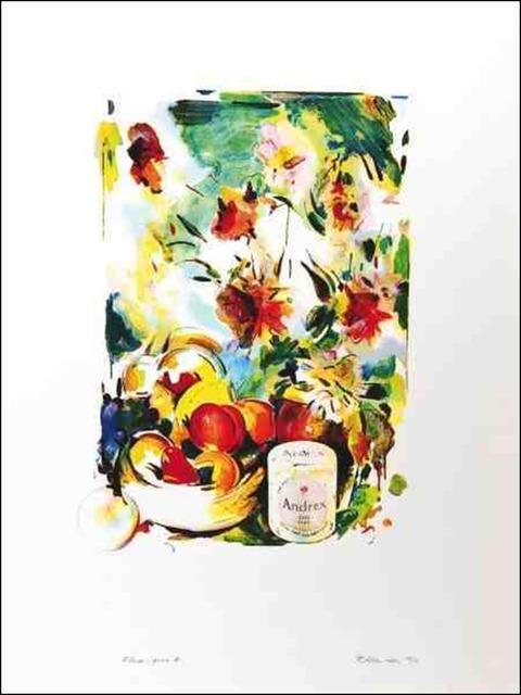 Richard Hamilton, 'Flowers Piece B', 1975, Fairhead Fine Art Limited