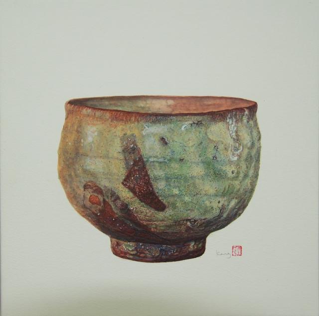 , 'empty mind(虛心),' 2015, Bon Gallery