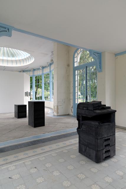 , 'bottled water branded water,' 2013, Galleria Franco Noero