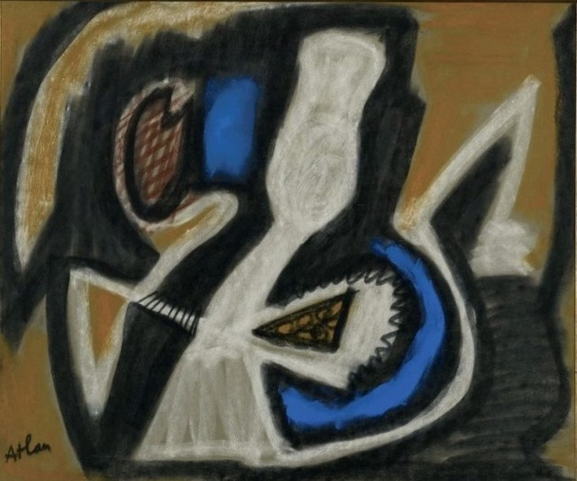 , 'Sans titre,' 1956, BAILLY GALLERY