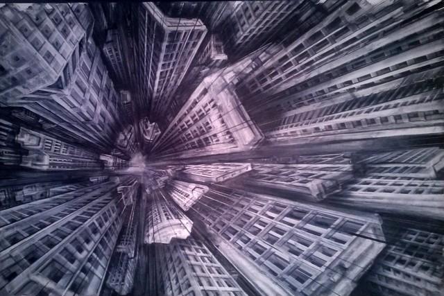 , 'Vertigo,' 2012, Fabbrica Eos