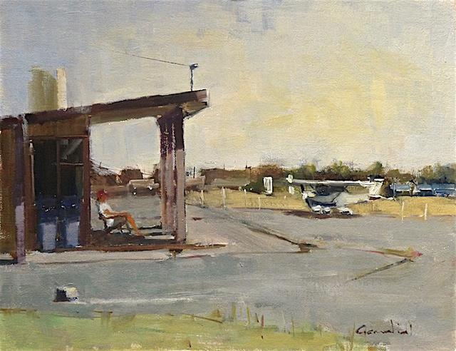 Philippe Gandiol, 'No Ride Today', STUDIO Gallery