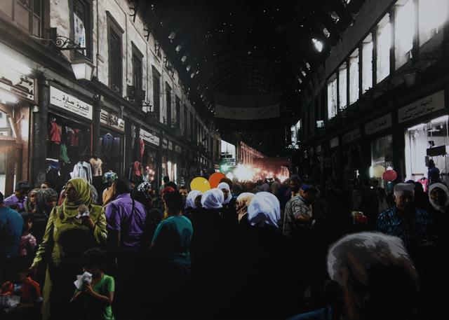 , 'Al-Hamidiyah 2,' 2017, Nanda\Hobbs