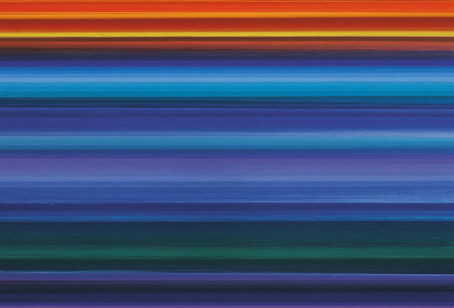 ", '""Technicolor Stratus Avensis"",' 2017, Galerie Bei Der Albertina Zetter"