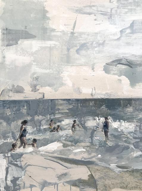 Marta Lafuente, 'Vidas minúsculas, escena 1', 2018, Anquins Galeria