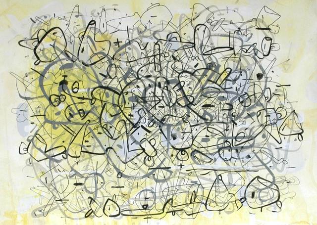 , 'Untitled (Yellow),' 2011, Cross Mackenzie Gallery
