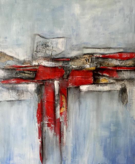 , 'Fragments C'VI,' 2017, The Art Cocoon
