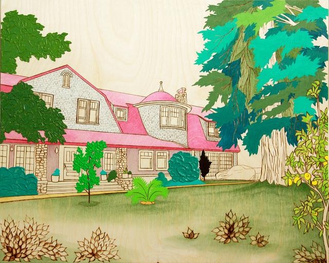 , 'The Neighborhood #5,' none, George Billis Gallery