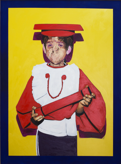 , 'Formatura de 94,' 2017, Lois Lambert Gallery