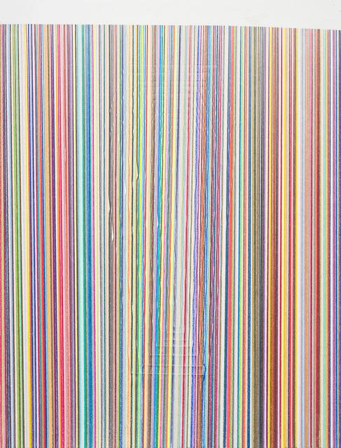 , 'Through and On,' 2016, Klowden Mann