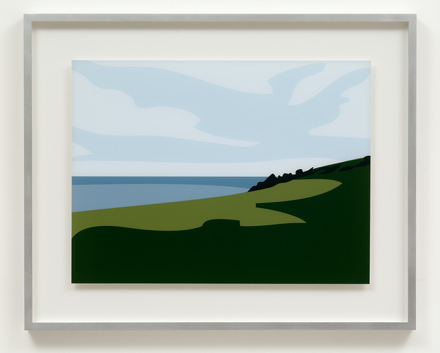 , 'Lantivet Coast,' 2017, Alan Cristea Gallery