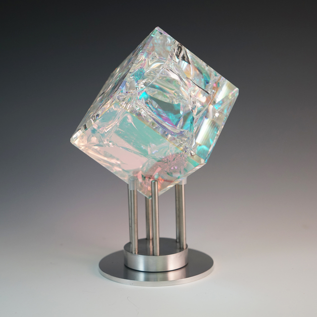 , 'Single Fractal Optic Crystal,' , Kuivato, a Creative Gateways Gallery