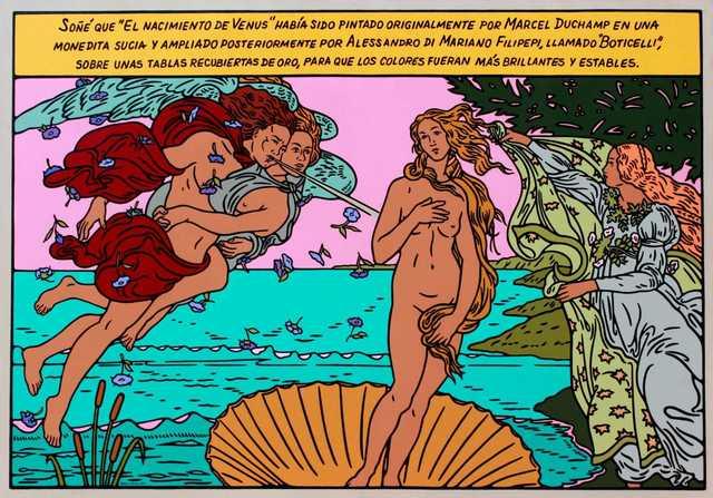 , 'Venus Birth,' 2018, Galería Duque Arango