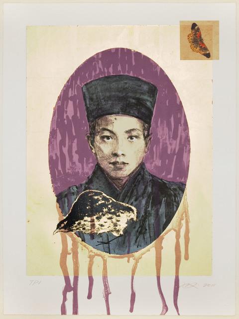 , 'Butterfly Dreams: Purple Nun,' 2011, Tamarind Institute