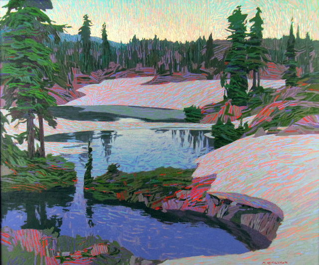 Mike Ferguson, 'Mountain Stream, Thaw', ca. 2014, Janus Galleries