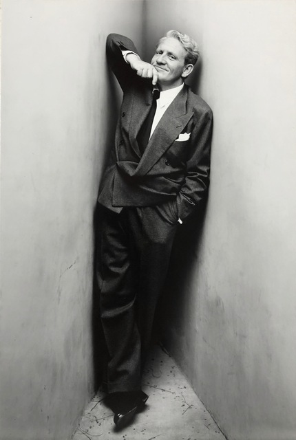 Irving Penn, 'Spencer Tracy (1 of 2), New York', 1948, Danziger Gallery