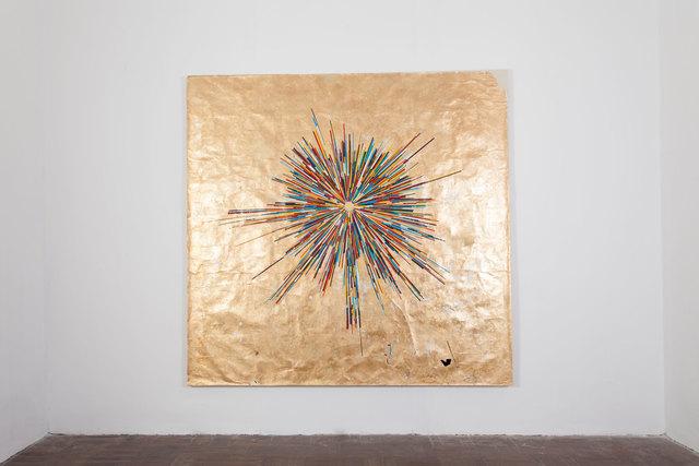 , 'Pulsar,' 2015, 80M2 Livia Benavides