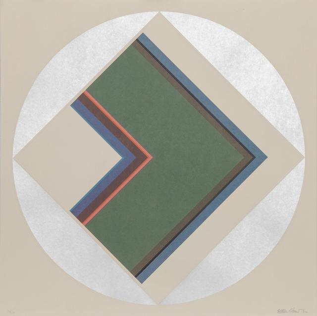 Fletcher Benton, 'Untitled III', 1968, RoGallery