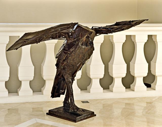 César, 'Hibou Ailé ', 1982, Galerie Jean-François Cazeau