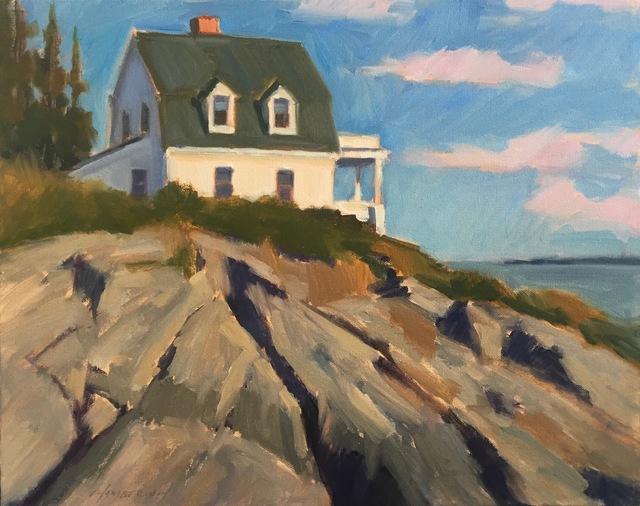 , 'Marshall Point,' 2018, STUDIO Gallery