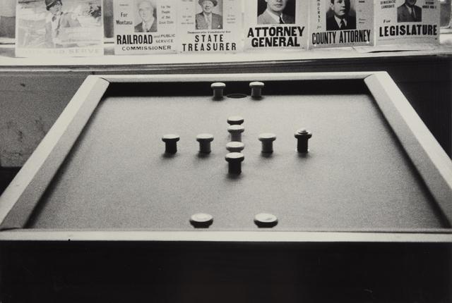 , 'Luncheonette—Butte, Montana,' 1956, Edwynn Houk Gallery