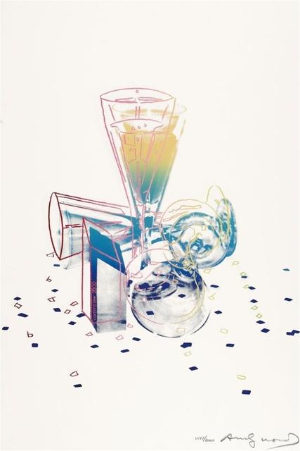 Andy Warhol, 'Committee 2000', 1982, Gallery HAAS & GSCHWANDTNER