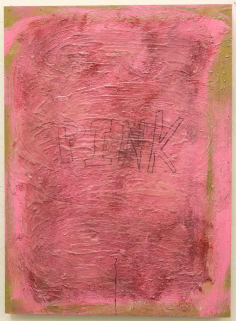 , 'PINK,' 2013, Ro2 Art