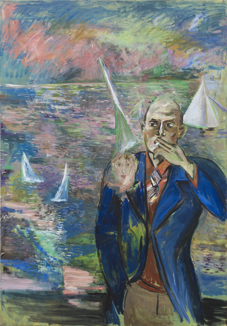 , 'Untitled (Reference: Max Beckmann),' 2013, Galerie Meyer Kainer