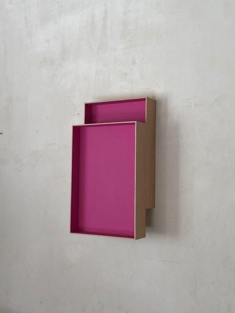 Manolo Ballesteros, 'Untitled', 2020, Sculpture, Acrylic on wood, Galería Marita Segovia