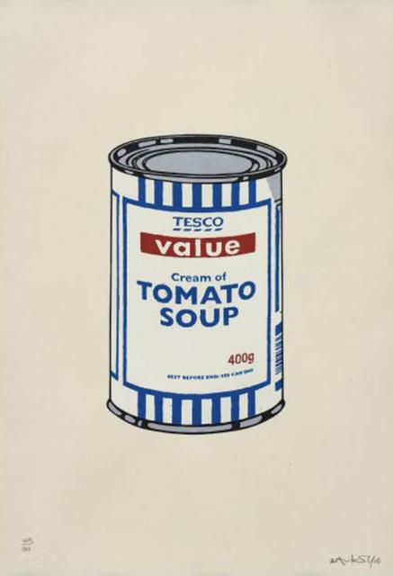 Banksy, 'Soup Can (Original)', 2005, DTR Modern Galleries