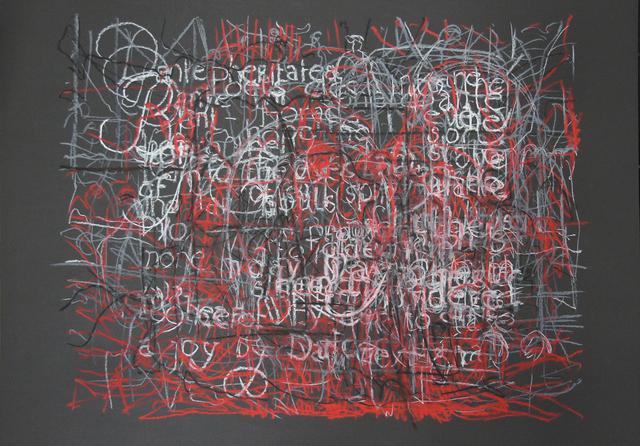 , 'Inferno,' 2014, Mario Mauroner Contemporary Art Salzburg-Vienna