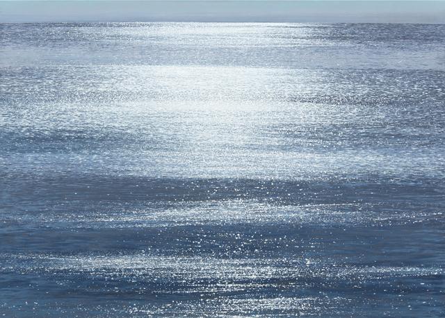 , 'Ocean Surface II,' 2015, Galerie Thomas Fuchs