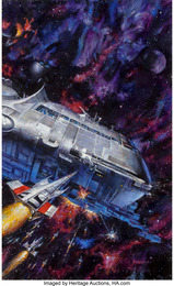 Imperial Stars - The Stars at War, book cover