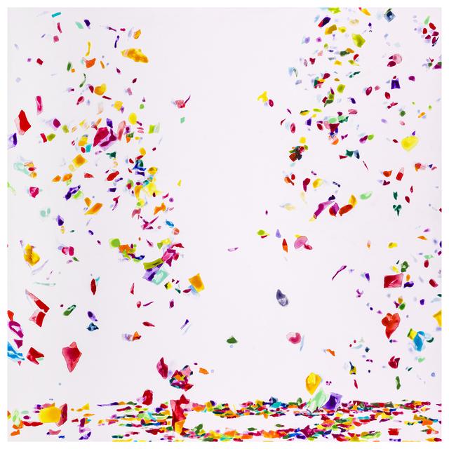 Lin-Yuan Zeng, '1cm Horizon', 2014, Aki Gallery