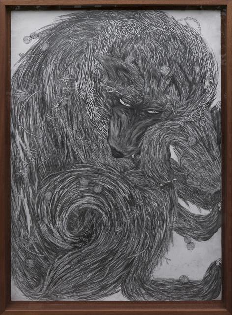, 'Wolf Pack,' 2017, Marie Kirkegaard Gallery