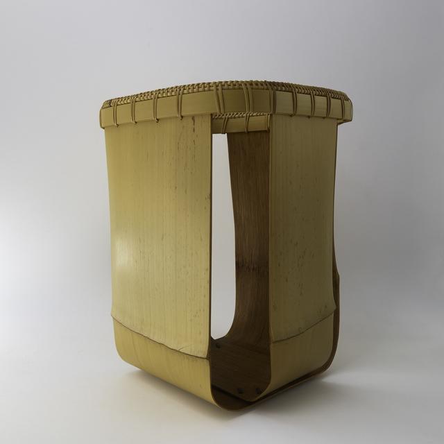, 'Noshitake bamboo flower vase,' 2016, Ippodo Gallery