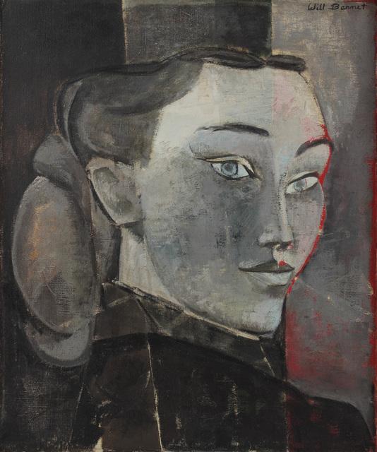 , 'Portrait of Elena,' 1955, Alexandre Gallery