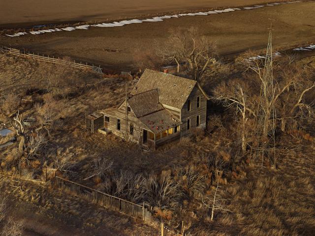 , 'The Yellow Porch, Sheridan County, Nebraska,' 2011, Jackson Fine Art
