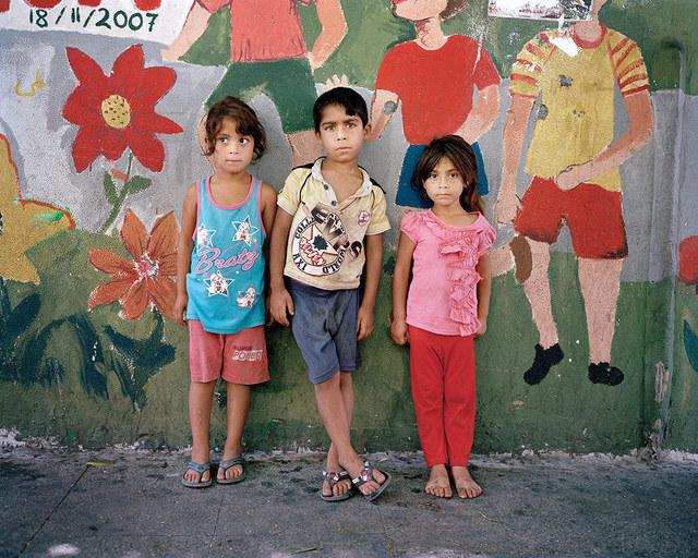 , 'Refugee Kids,' 2014, C. Grimaldis Gallery
