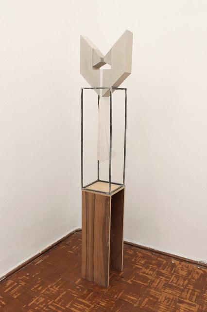 , 'Abismo 54,' 2017, Galería Pelaires