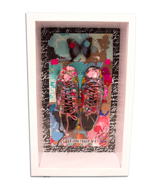 , 'Self Portrait No. 8,' 2016, Celaya Brothers Gallery