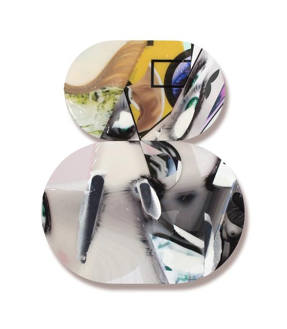 , 'Makeover Culture Disfigured No. 11 ,' 2016, David Klein Gallery
