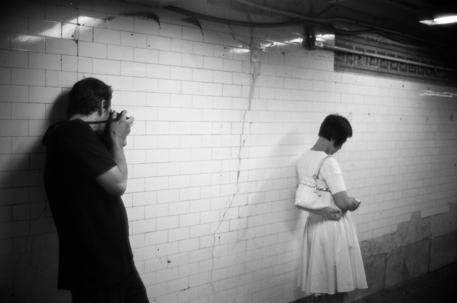 , 'Boogie in the Subway,' 2011, Seraphin Gallery