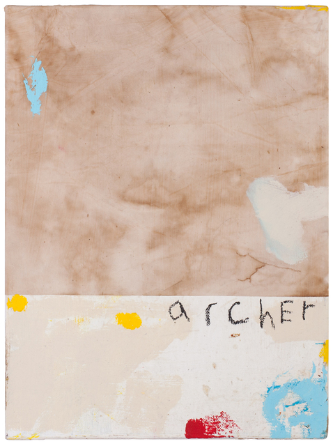, 'Archer,' 2016, The Road Gallery
