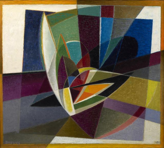 , 'Destroyed Tranquility,' 1972, Debra Force Fine Art