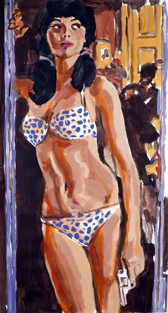 , 'Maid in Paris,' 2018, Galerie Sébastien Bertrand