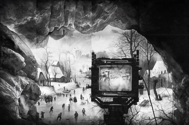 Radenko Milak, 'Dream for Winter #2', 2019, L'agence à Paris